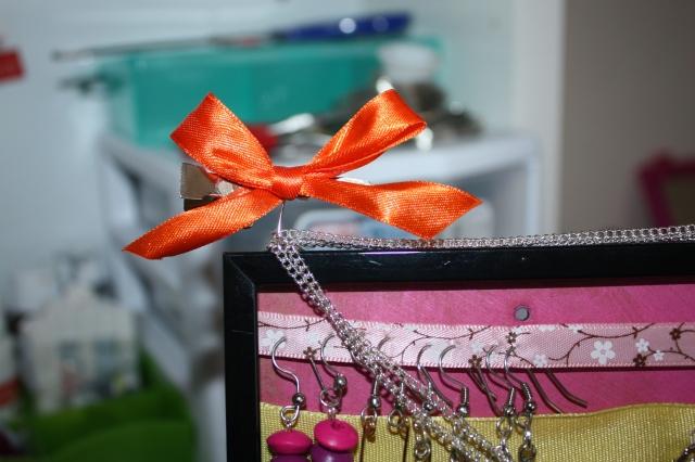 My jewelry holder